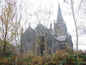 Slebech - St Johns Church Slebech