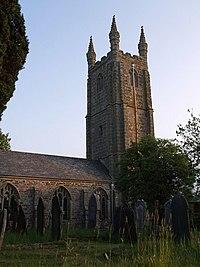 St Mary's church, Sydenham Damerel - geograph.org.uk - 422242.jpg