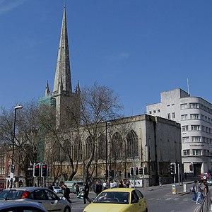 St Nicholas, Bristol - Image: St Nicholas Bristol