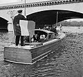 Staatsbezoek van koningin Juliana aan Frankrijk. Rondvaart Koninklijk paar, Bestanddeelnr 903-9823.jpg