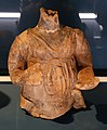 Stabia, santuario in località privati, ritrovamenti 04 ex-voto con busto femminile.jpg
