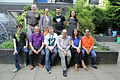 Staff of Wikimedia UK July 2013.JPG