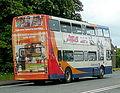 Stagecoach bus, Westbury-on-Severn, 9 May 2011.jpg