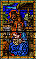 Stained glass in the Basilica of Our Lady of Chiquinquira 1.jpg