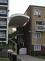 Stairwell at Falstaff Court from Kenningtom Park Road - geograph.org.uk - 391775.jpg