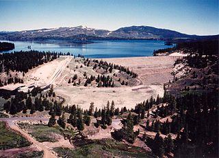 Stampede Dam