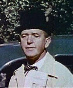 Stan Laurel nel corto a colori: L'albero in provetta (1942) - qui è il solo protagonista assieme al collega Oliver Hardy (Ollio) Oscar onorario 1961