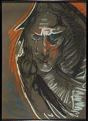 Portret Marii Kasprowiczowej, \