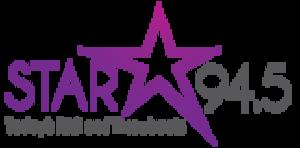 WCFB - Image: Star 94.5