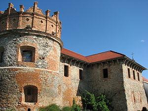 Starokostiantyniv - Image: Starokostiantyniv castle 1