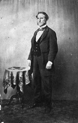 George Edmondstone - Image: State Lib Qld 1 115220 G. Edmondstone, Mayor of Brisbane, 1863