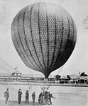 StateLibQld 2 74305 South African observation balloon brought to Australia by the Imperial Contingent, ca. 1901.jpg