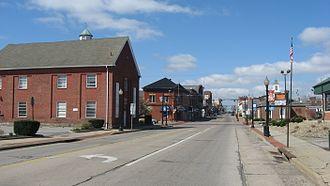 Salem, Ohio - Salem Downtown Historic District