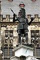 Statue of Charlemagne - Marktplatz - Aachen - Germany 2017.jpg