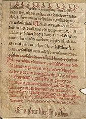 Statute of Rhuddlan - Wikipedia