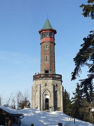 Kořenov - Štěpánka Tower, Příchovice