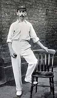 James Whitehead (cricketer, born 1860) cricketer