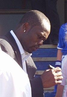 Stern John Trinidad and Tobago association football player