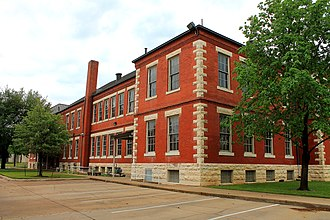Stephen F. Austin Elementary School - Image: Steveaustinschool 3