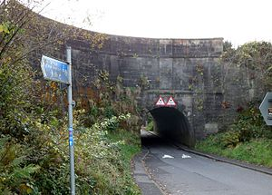 Canal Safety Gates - Stockingfield or Lochburn Aqueduct was a potential target for the Luftwaffe in WWII.