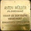 Stolperstein Anton Müller.JPG