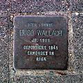 Stolperstein Barsinghausen Hugo Wallach.jpg