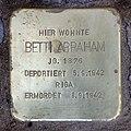 Stolperstein Emser Str 16 (Wilmd) Betti Abraham.jpg