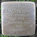 Stolperstein Jeanette Hertz in Beckum.nnw.jpg