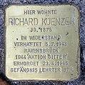 Stolperstein Ulmenallee 29 (Westend) Richard Kuenzer.jpg