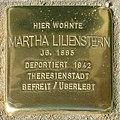 Stolperstein Verden - Martha Lilienstern (1885).jpg