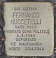 Stolperstein für Fernando Nuccetelli (Rom).jpg