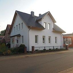 Gartenstraße in Bückeburg
