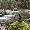 Stone tower on South Fork Snoqualmie River near Twin Falls.jpg