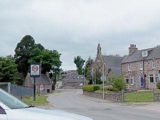 Strachan, Aberdeenshire village in United Kingdom