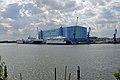 Stralsund, Volkswerft, Schiffe (2013-07-30) 2, by Klugschnacker in Wikipedia.JPG