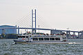 Stralsund von Altefähr aus (2012-09-02), by Klugschnacker in Wikipedia (21).JPG