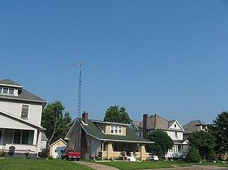 Strasburg, Ohio - Houses in Strasburg