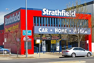 Strathfield (retailer) - Strathfield store in Wagga Wagga, New South Wales