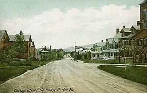 Northeast Harbor, Maine - Northeast Harbor (c. 1905)
