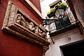 Streets of Seville (relief pattern), Andalusia, Spain, Southwestern Europe.jpg
