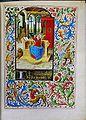 Stundenbuch der Maria von Burgund Wien cod. 1857 Der Evangelist Markus.jpg