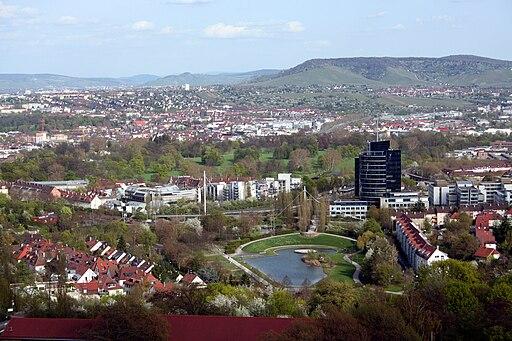 Stuttgart Nord Stuttgart Bad Cannstatt