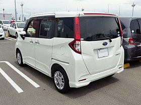 Subaru JUSTY GS Smart Assist (DBA-M900F) rear.jpg