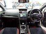 Subaru WRX STI Type S (CBA-VAB) interior.jpg