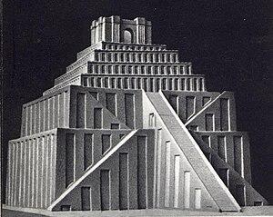 Kesh temple hymn - Sumerian Temple