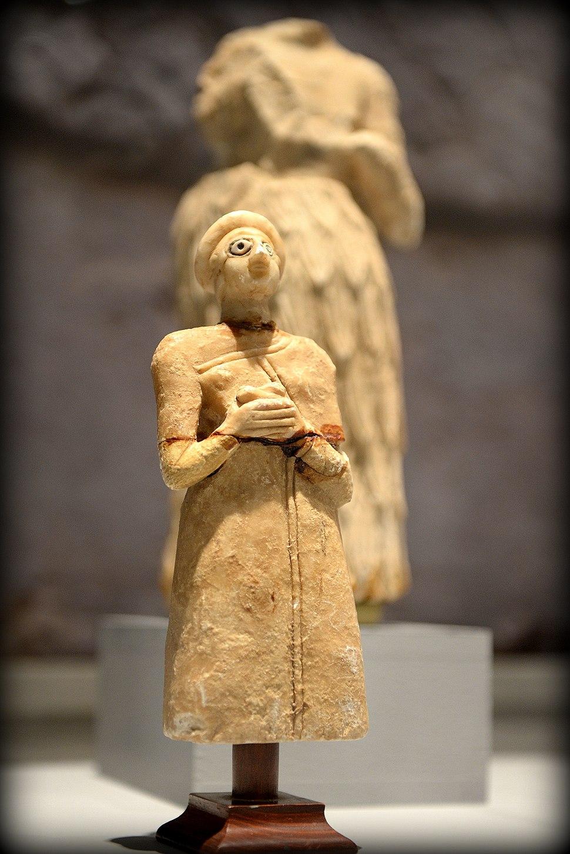 Sumerian Worshiper