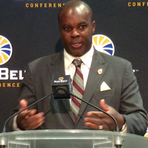 Everett Withers - Withers at the 2016 Sun Belt Media Day