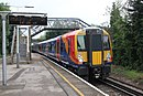Sunnymeads - SWR 458517+458522 (Stagecoach livery) down train.JPG