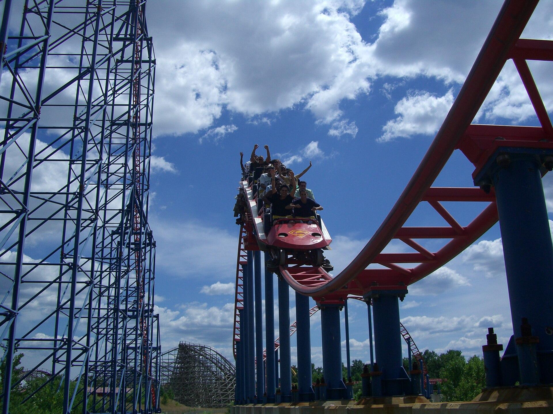 Superman – Ride of Steel - Wikipedia