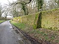 Support buttress on perimeter wall - geograph.org.uk - 1734922.jpg